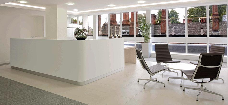 Office design north london inspiring office fitouts for Office refurbishment