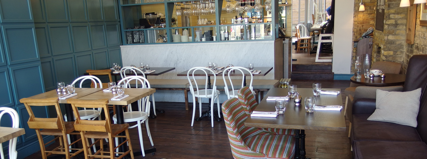 Cafe design london coffee shop fit out thames contracts