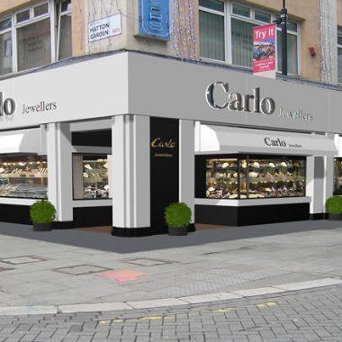 Carlo Jewellers Fitout