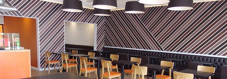 coffee shop kitchen design. Cafe  Coffee Shop Design Service Caf London Refurbishment