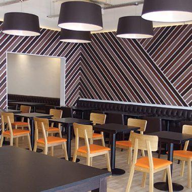 Cafe & Coffee Shop Design Service