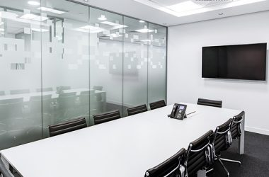 Office Meeting Room Design London – by Thames Contracts